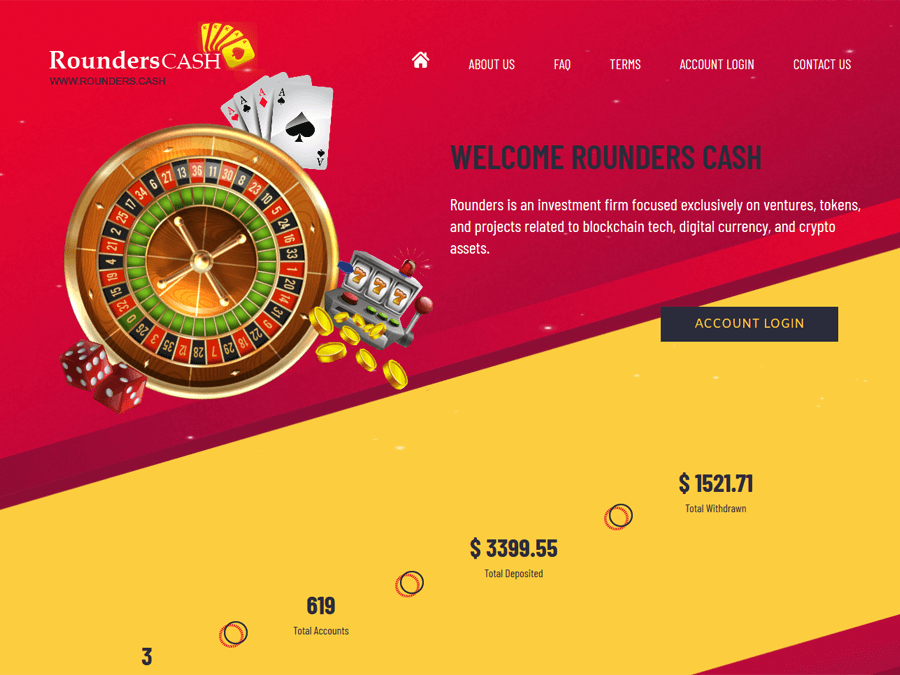 ROUNDERS CASH