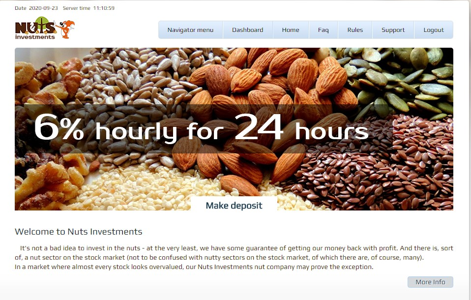 Nuts Investments